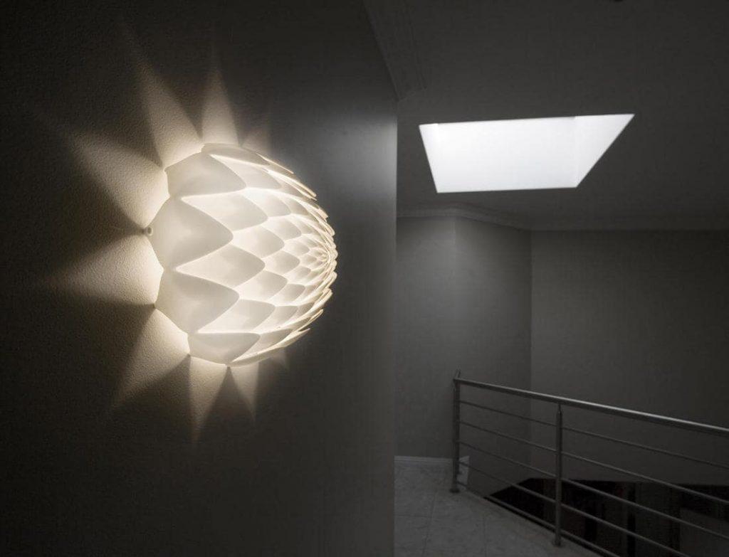 Printed Lamps