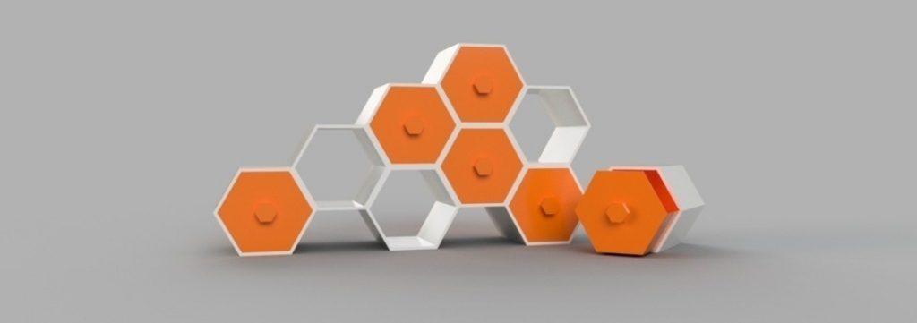 The HIVE - Modular Hex